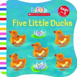 Five Little Ducks (Board book)