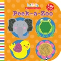 Peek-a-zoo (Board book)