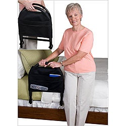 Standers Bed Rail Traveler and Bed Rail Organizer