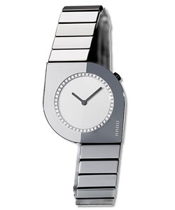 Rado Cerix Women's Grey Dial Ceramic Luxury Watch