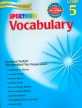 Spectrum Vocabulary: Grade 5 (Paperback)