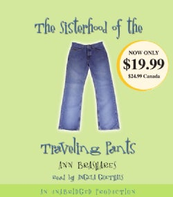 Sisterhood of the Traveling Pants (CD-Audio)