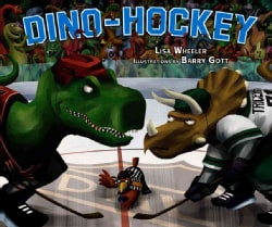 Dino-Hockey (Hardcover)