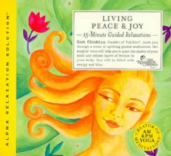 Living Peace & Joy (CD-Audio)