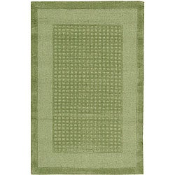 Nourison Hand-tufted Westport Contemporary Wool Rug (2'6 x 4')