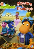 Backyardigans: Movers & Shakers (DVD)