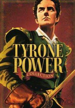 Tyrone Power: Swashbuckler Boxset (DVD)