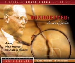 Bonhoeffer: The Cost of Freedom (CD-Audio)