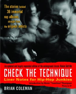 Check the Technique: Liner Notes for the Hip-hop Junkies (Paperback)