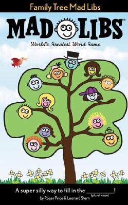 Family Tree Mad Libs (Paperback)