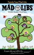 Family Tree Mad Libs (Paperback)