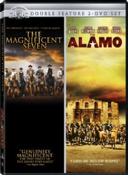 The Magnificent Seven/The Alamo (DVD)