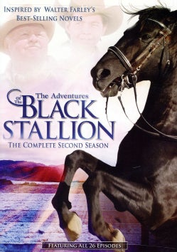 The Adventures of The Black Stallion: The Complete Second Season (DVD)