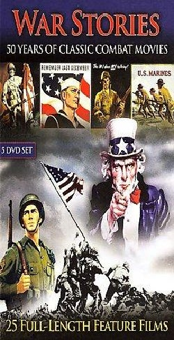 War Stories- 50 Years of Classic Combat Movies (DVD)