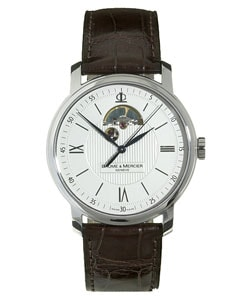 Baume & Mercier Classima Men's Open Dial Watch