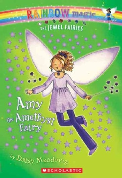 Amy the Amethyst Fairy (Paperback)