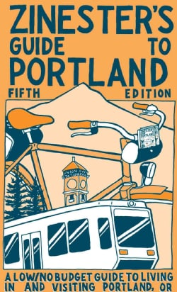 The Zinester's Guide to Portland (Paperback)