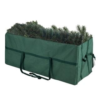 Tiny Tim Totes Heavy Duty Canvas Christmas Tree Storage Bag 7.5' Tree