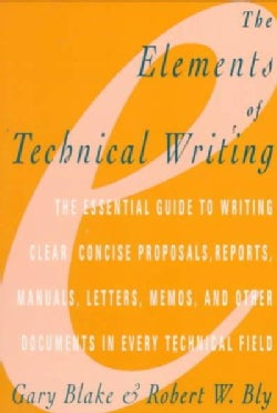 The Elements of Technical Writing (Paperback)