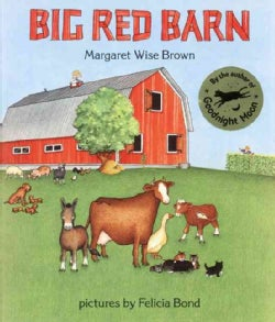 Big Red Barn (Hardcover)