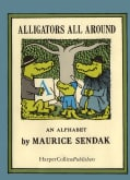 Alligators All Around: An Alphabet (Hardcover)