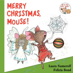 Merry Christmas, Mouse! (Board book)
