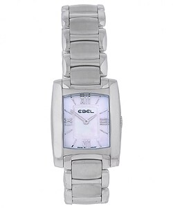 Ebel Brasilia Women's MOP Dial Steel Watch