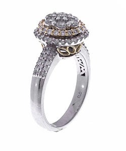 14k Gold 1ct TDW Round Diamond Engagement Ring (G, I2)