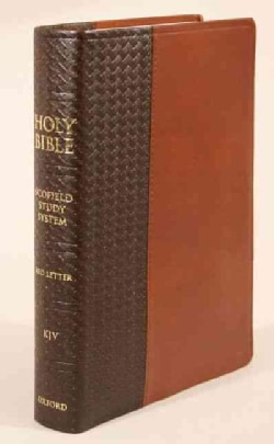 The Scofield Study Bible: King James Version, Brown / Tan, Basketweave, Bonded Leather (Paperback)