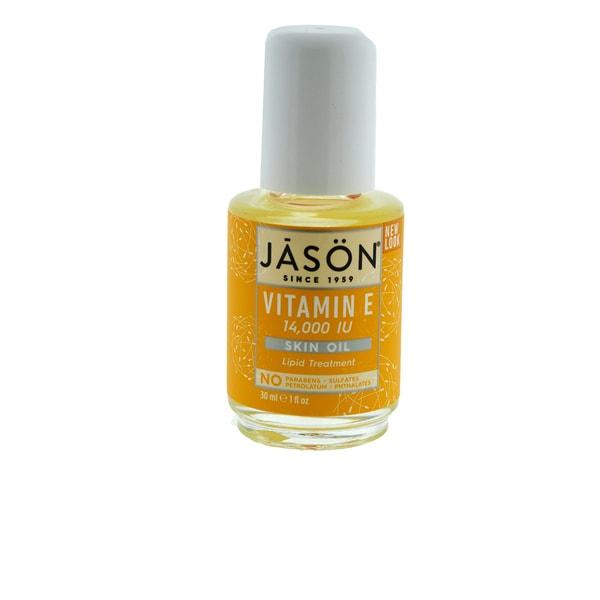 Jason Pure Natural Vitamin E 14,000 IU 1-ounce Skin Oil
