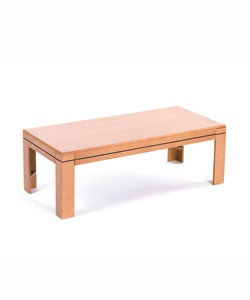 Boss Oak Laminate Coffee Table
