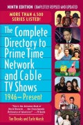 The Complete Directory to Prime Time Network and Cable TV Shows, 1946-Present (Paperback)
