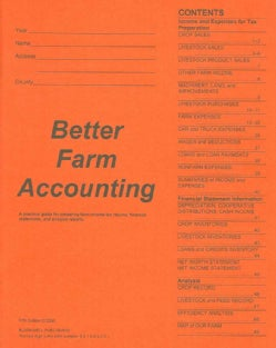Better Farm Accounting (Paperback)