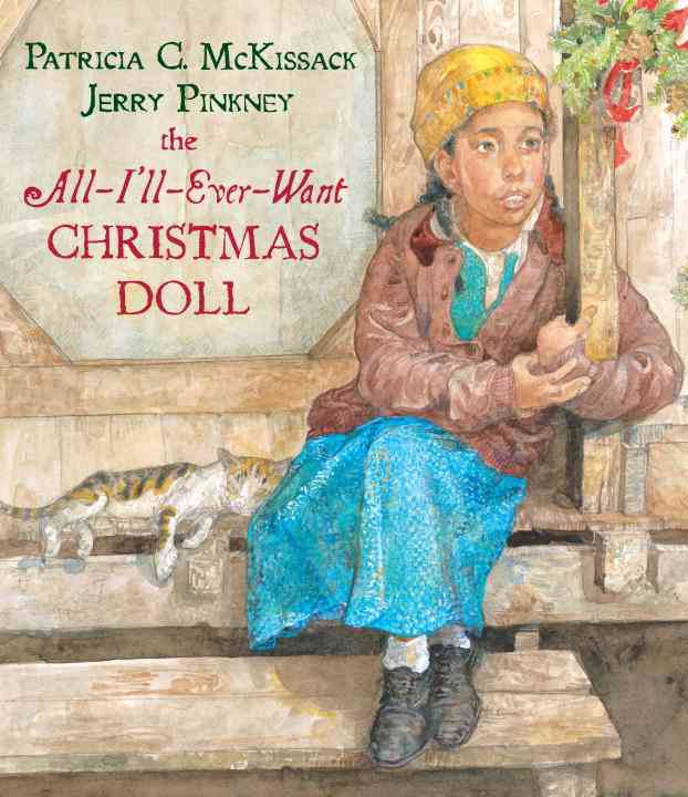 The All-I'll-Ever-Want Christmas Doll (Hardcover)