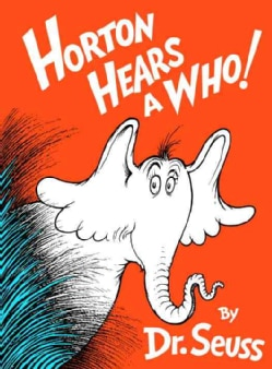 Horton Hears a Who (Hardcover)