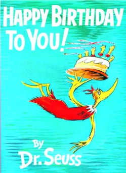 Happy Birthday to You (Hardcover)
