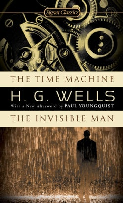 The Time Machine / The Invisible Man (Paperback)