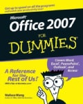 Office 2007 for Dummies (Paperback)