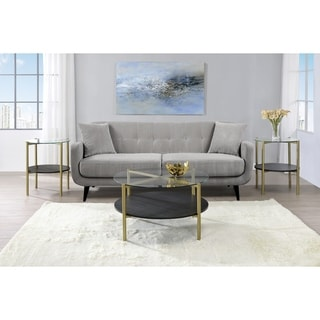 Picket House Furnishings Blaine 3PC Occasional Table Set