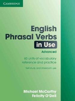 English Phrasal Verbs in Use: Advanced (Paperback)