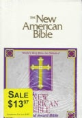 The New American Bible: Official Catholic, White Imitaion Leather/2402W (Paperback)