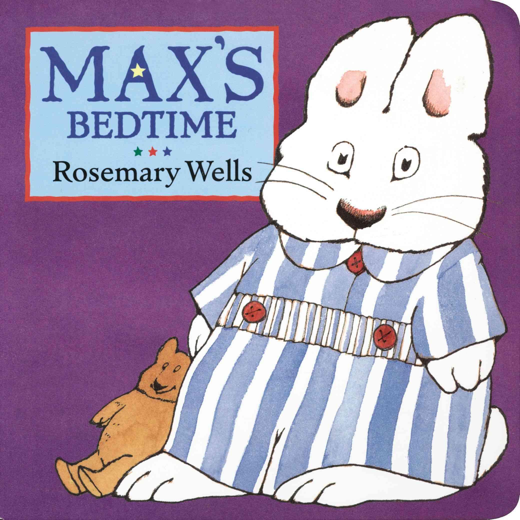 Max's Bedtime (Board book)
