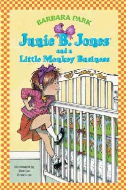Junie B. Jones and a Little Monkey Business (Hardcover)