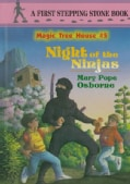 Night of the Ninjas (Hardcover)