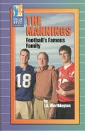 The Mannings: Football's Famous Family (Paperback)