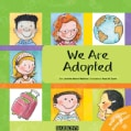 We Are Adopted (Paperback)