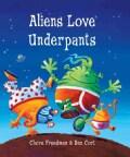 Aliens Love Underpants (Hardcover)