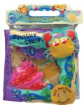 Squishy and Squirty (Bath book)