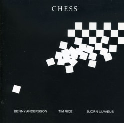 Bjorn Ulvaeus - Chess (OCR)