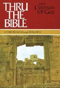 Thru the Bible With J. Vernon McGee/Corinthians-Revelation (Hardcover)